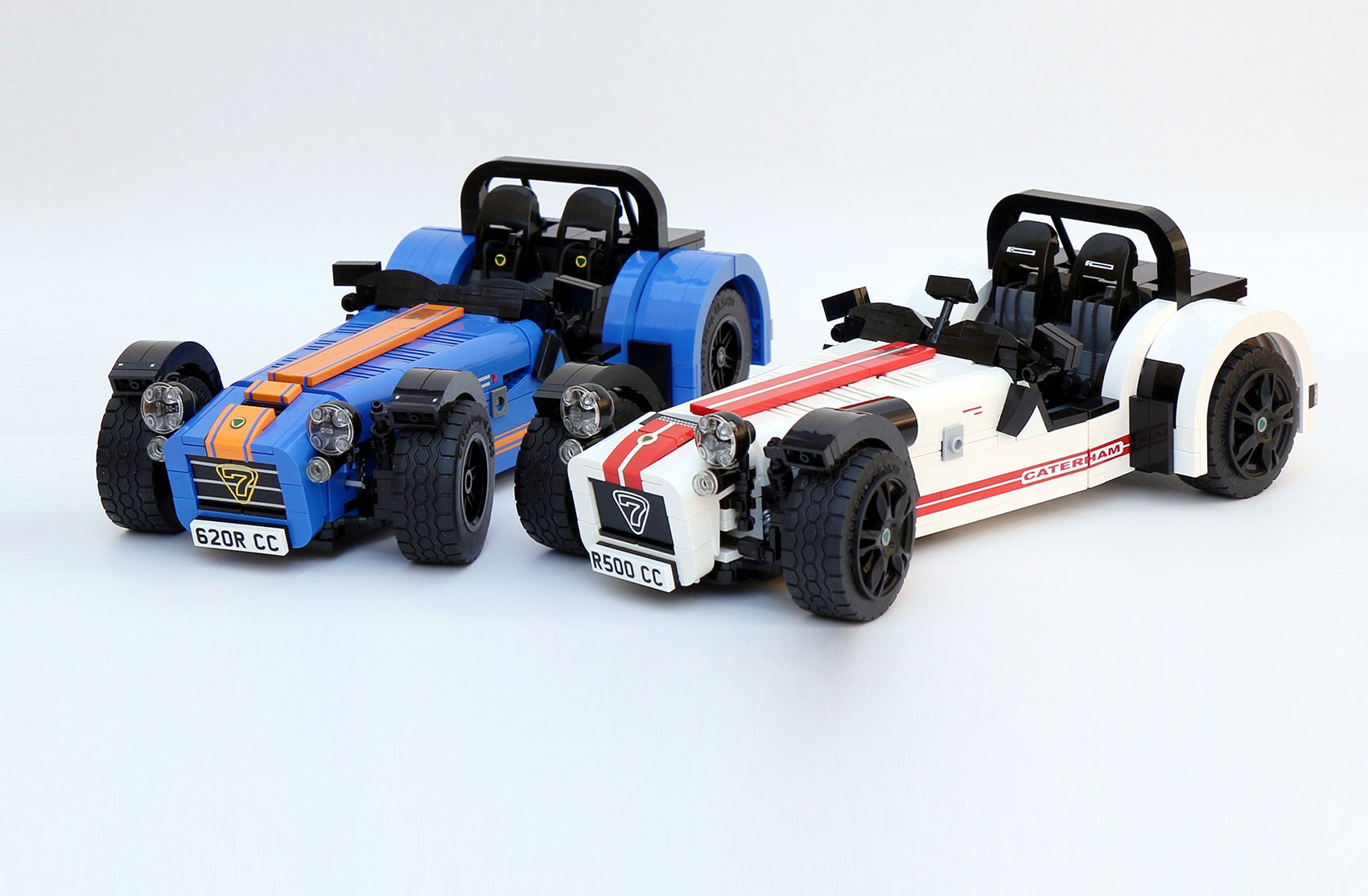 A Caterham Blockbuster New Lego Seven Is Coming By Car