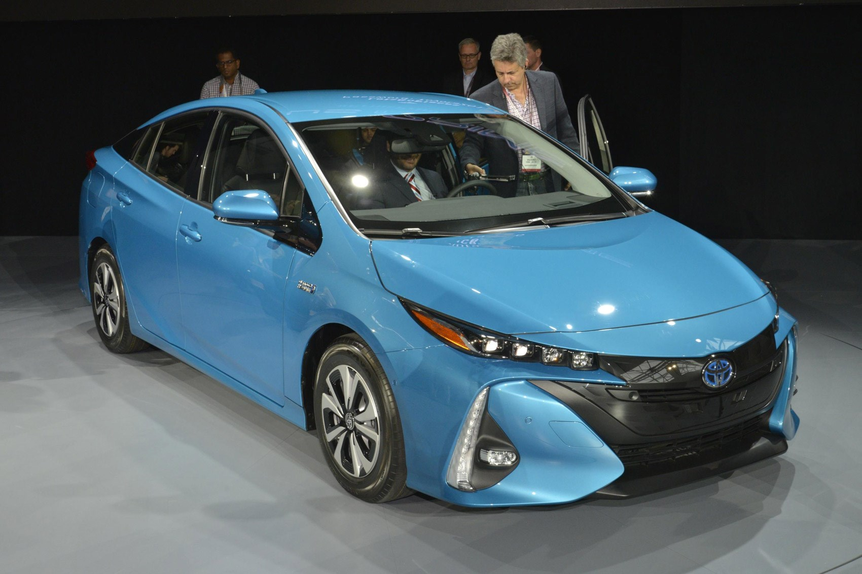 More Info On Toyota Prius