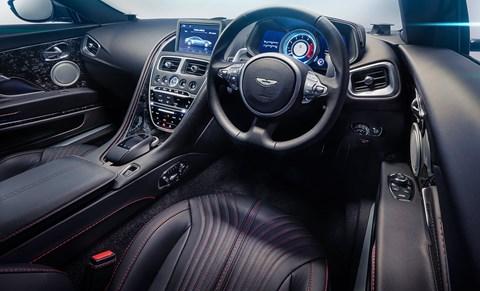 The Daimler touch