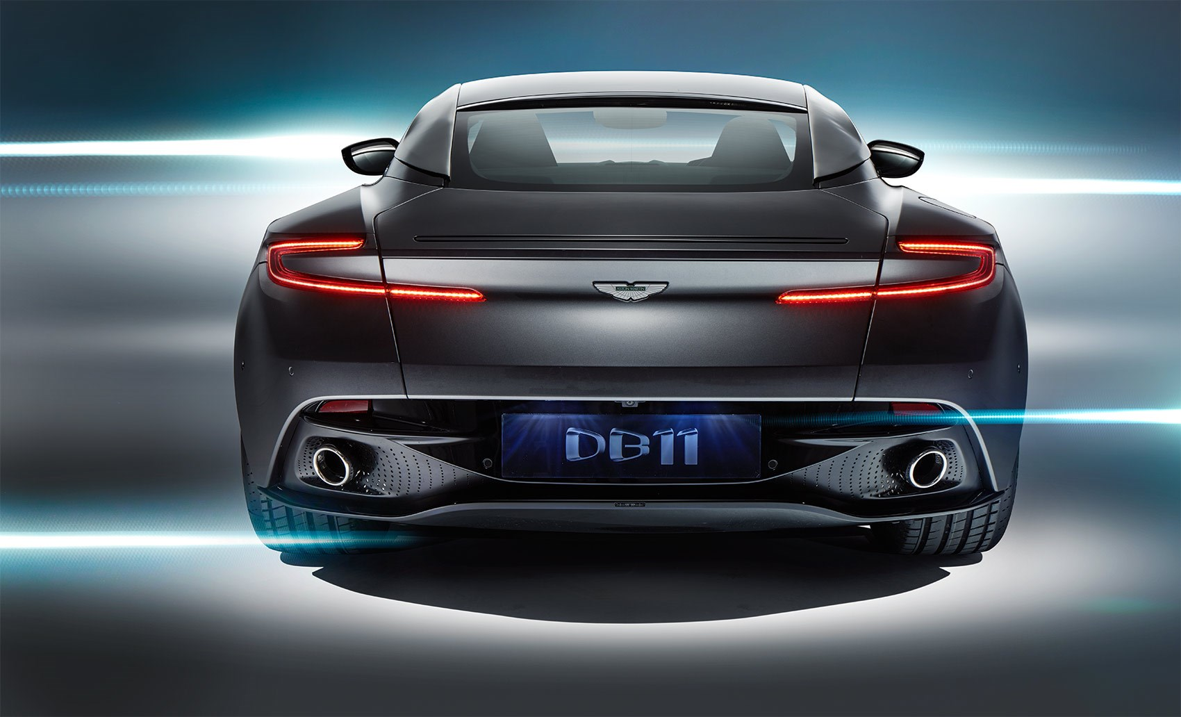 Weve been expecting you new Aston Martin DB11 in detail CAR