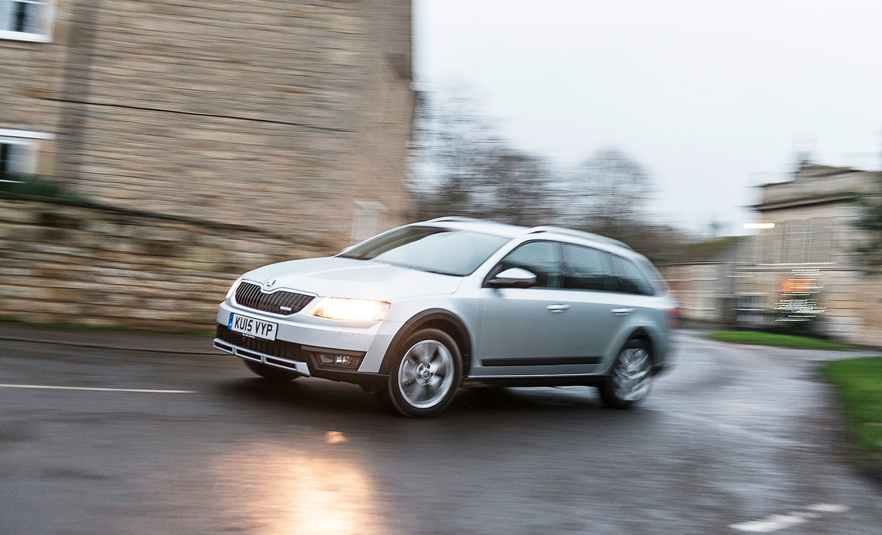 Group test Subaru Outback vs VW Passat Alltrack vs Skoda Octavia
