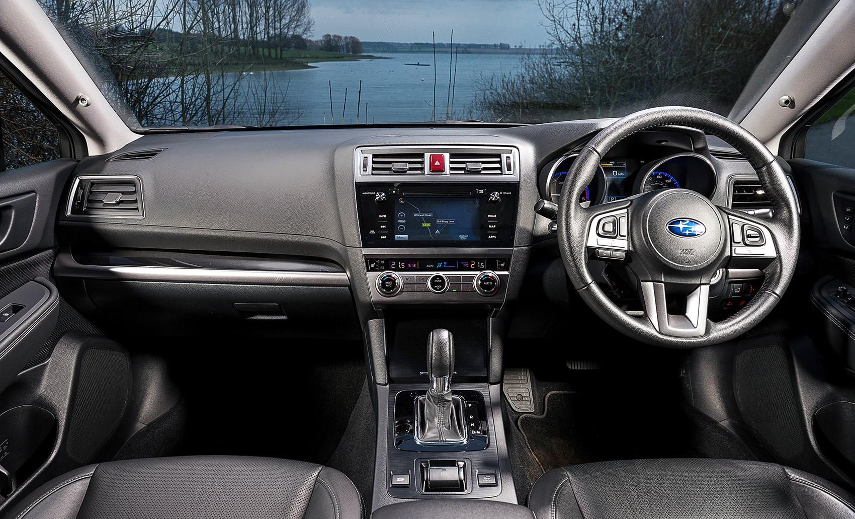 Group test: Subaru Outback vs VW Passat Alltrack vs Skoda ...