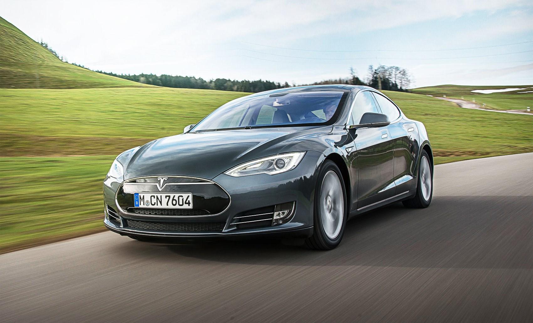 Tesla model p90d price