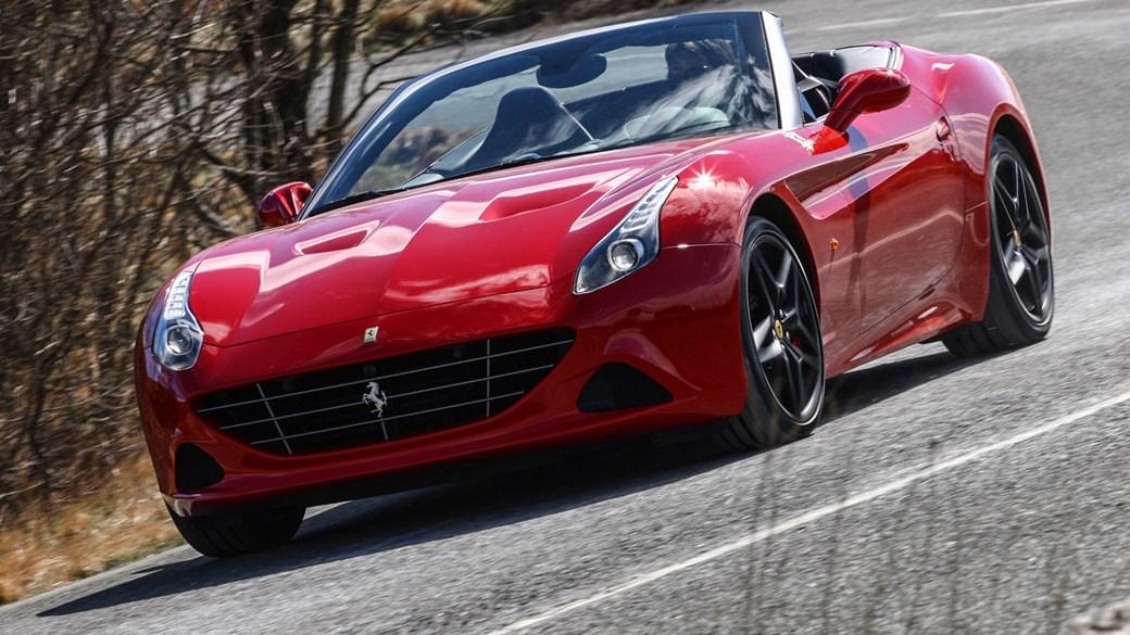 Ferrari California Handling Speciale 2016 Review