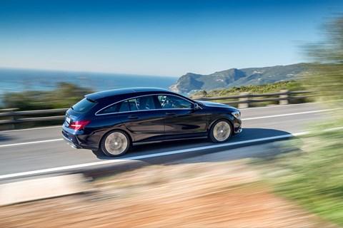 The Mercedes-Benz CLA Shooting Brake (2016)