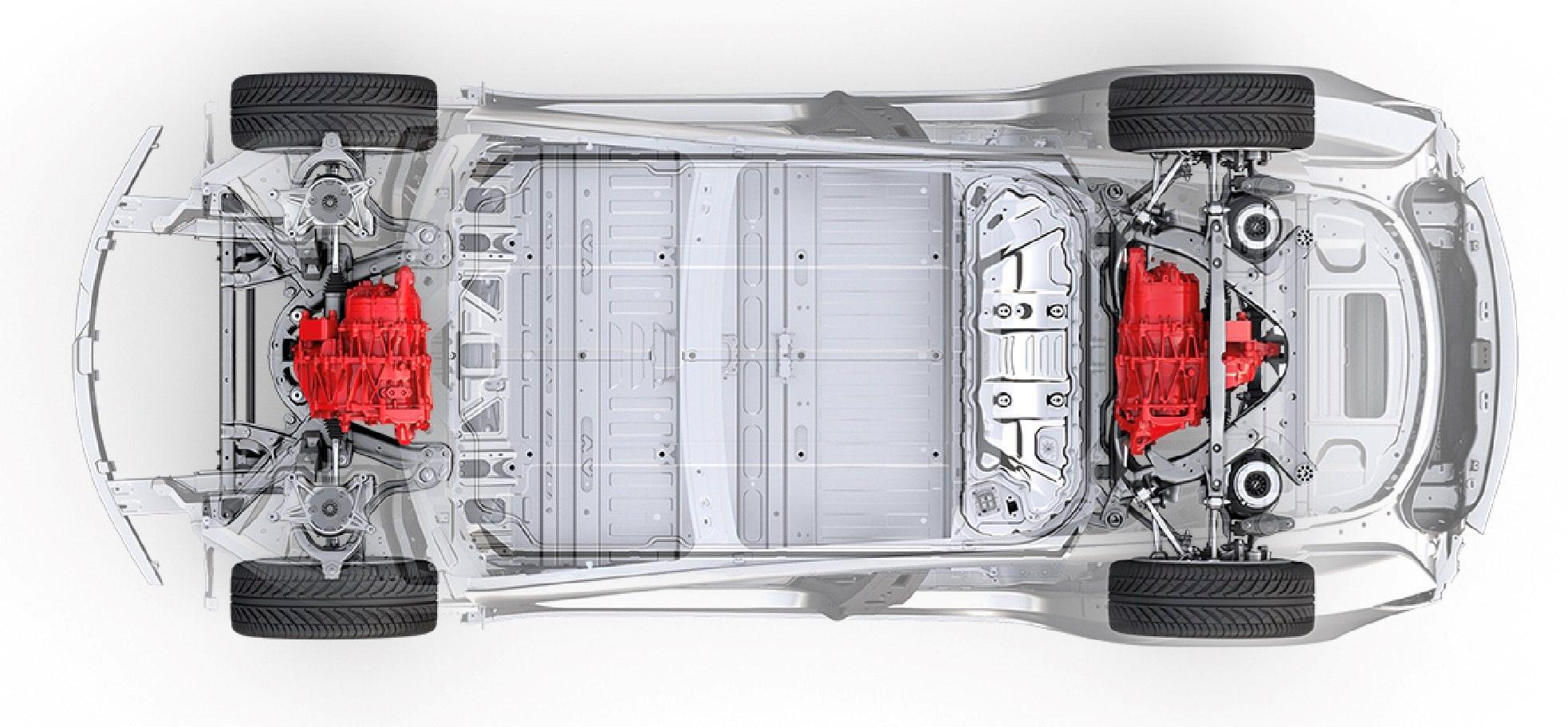 Tesla Model 3 Elon Musk Announces 78 000 Dual Motor M3