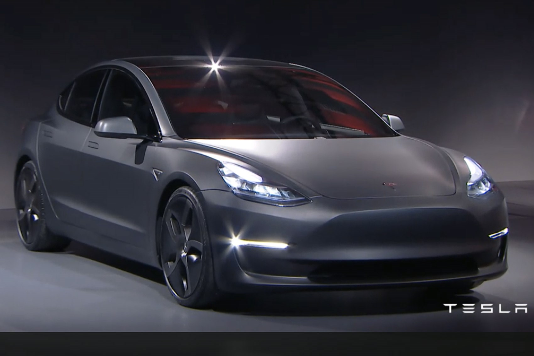 Suv Tesla Interior >> Tesla Model 3 specs: Elon Musk's budget EV is faster than we thought by CAR Magazine