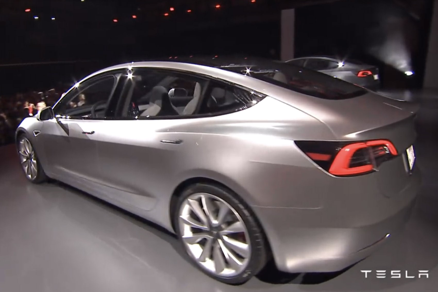 Tesla Model 3 Musk Confirms Ev Saloon Hits 2000 Units A