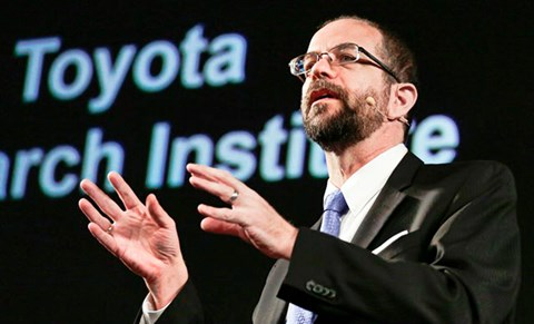 Toyota: investing in AI