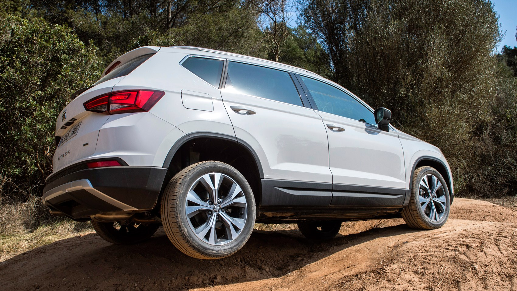 Seat Ateca 2.0 TDI 150 4Drive (2016) review | CAR Magazine