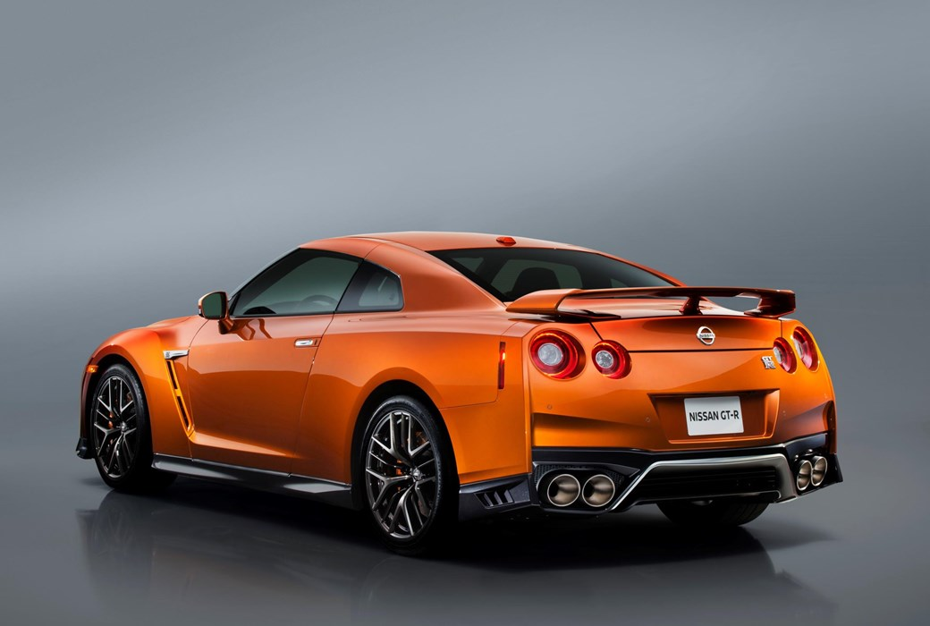 The New Meaner 2017 Nissan Gt R