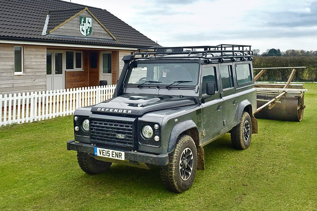 Land Rover Defender 110 Station Wagon 2016 longterm test review