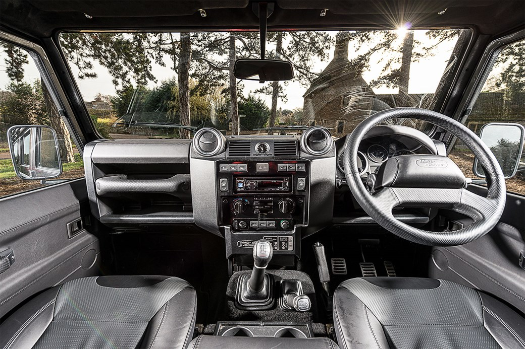 Land Rover Defender 110 Station Wagon (2016) long-term test review