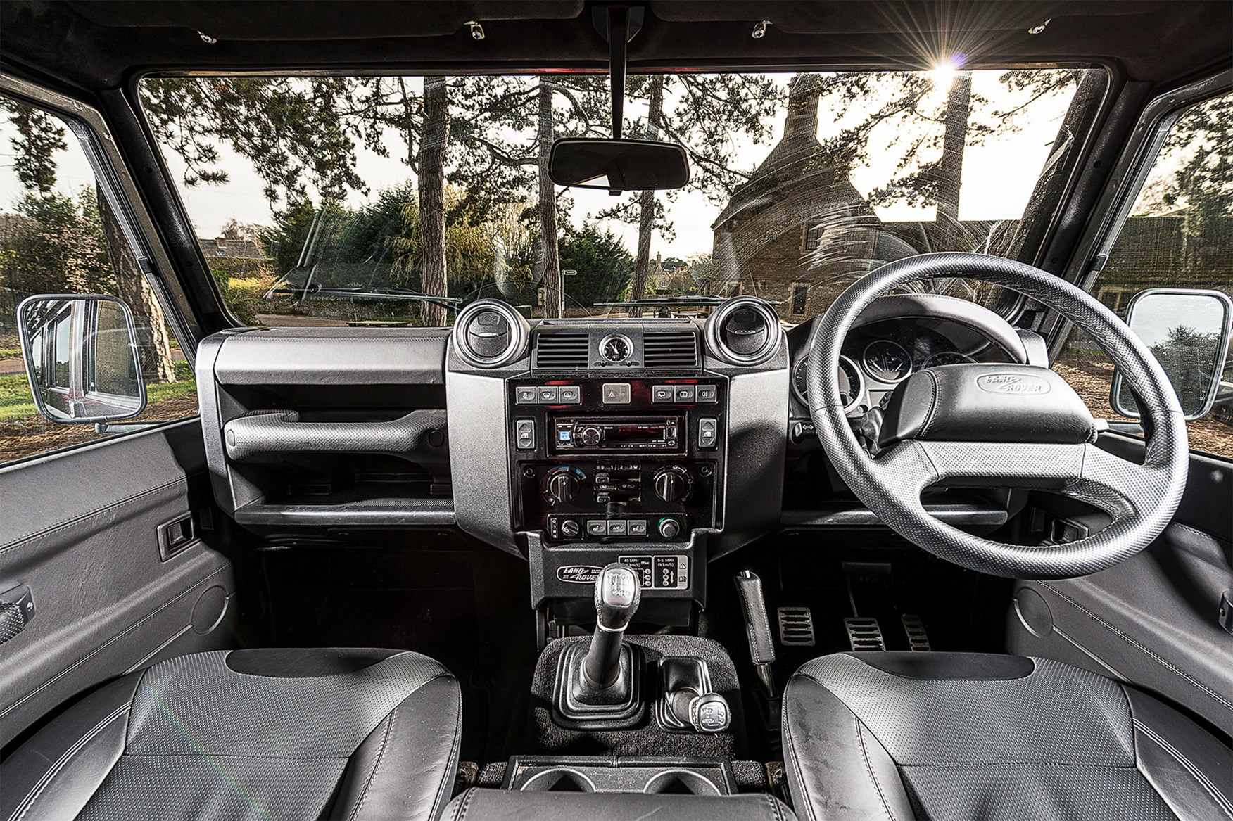 Land Rover Defender 110 Station Wagon 2016 Long Term Test Review
