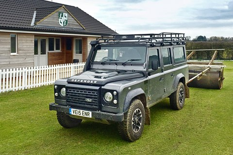 Land Rover Defender long-term test