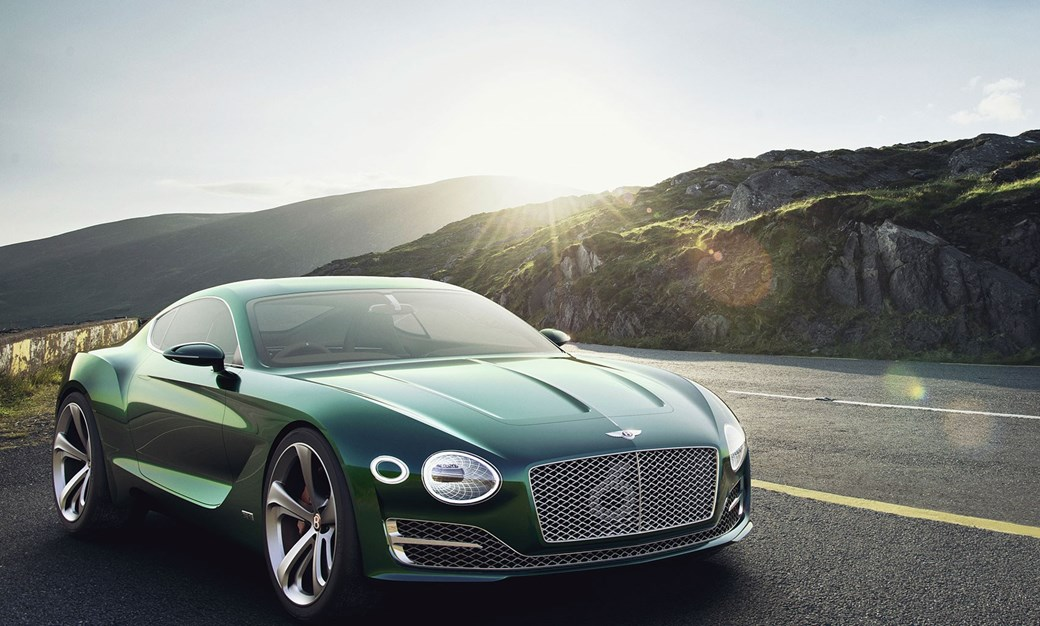 The Bentley Speed Six: Its Influence Is Now Being Felt On New 2018  Continental GT