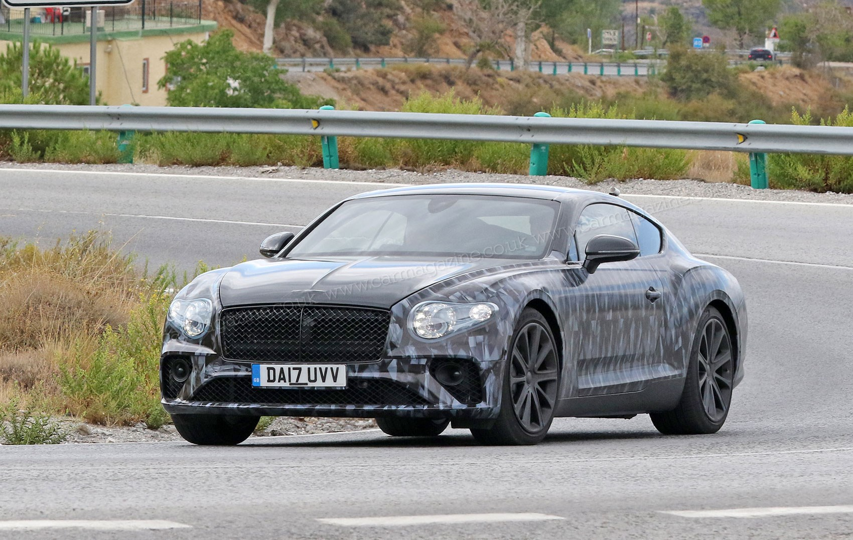Spy Photos, Specs Of New 2018 Bentley Continental GT