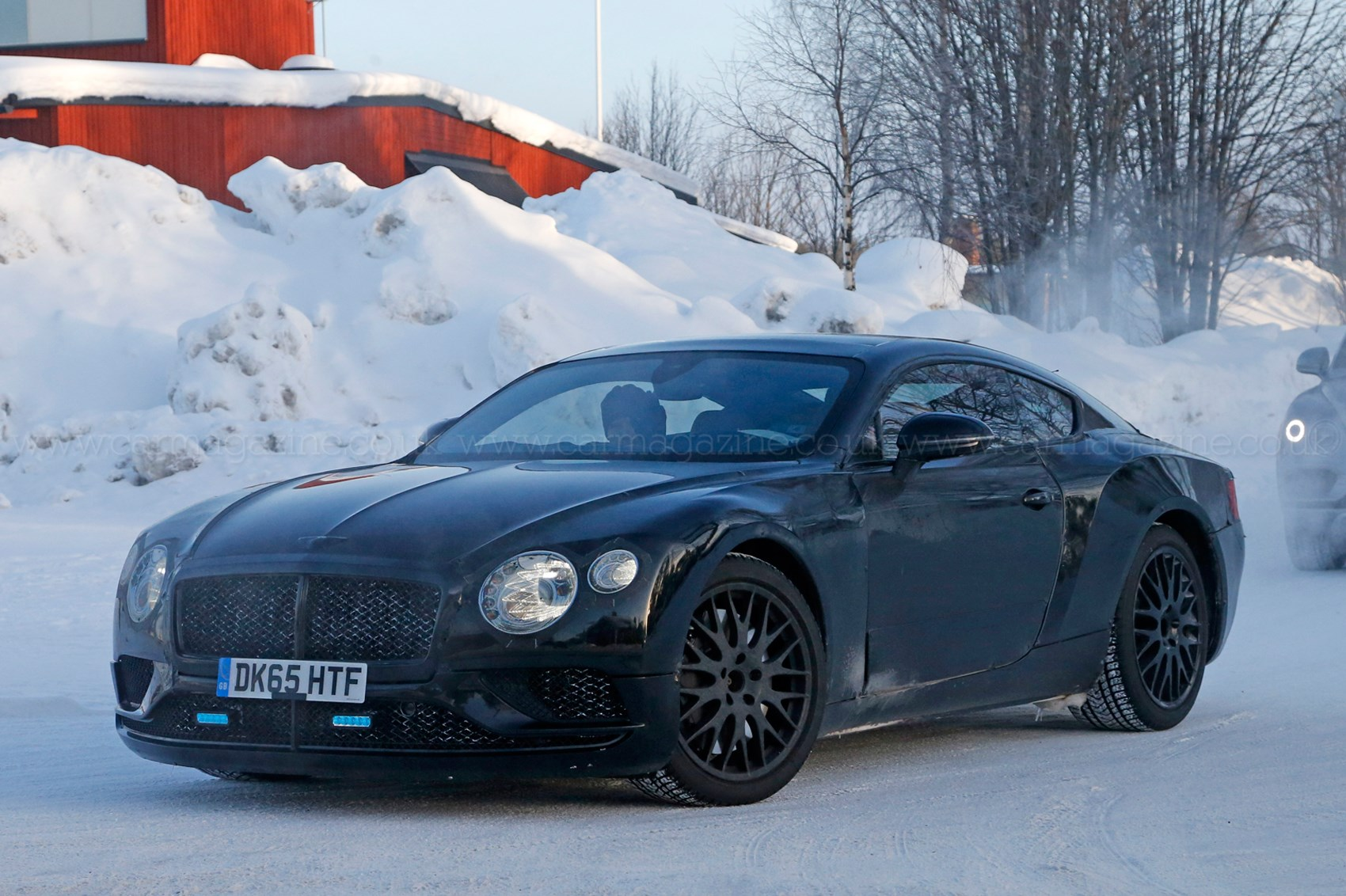 2018 bentley gt coupe. delighful bentley allnew 2018 bentley continental gt spied hours before world debut for bentley gt coupe