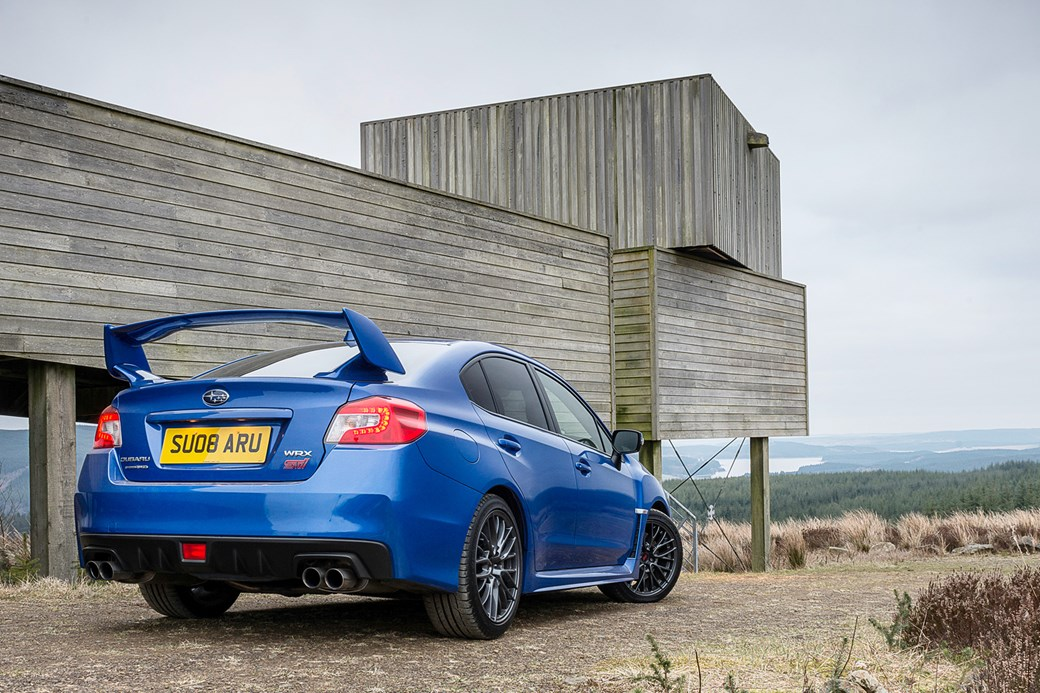 2016 Subaru Wrx Sti Long Term Test