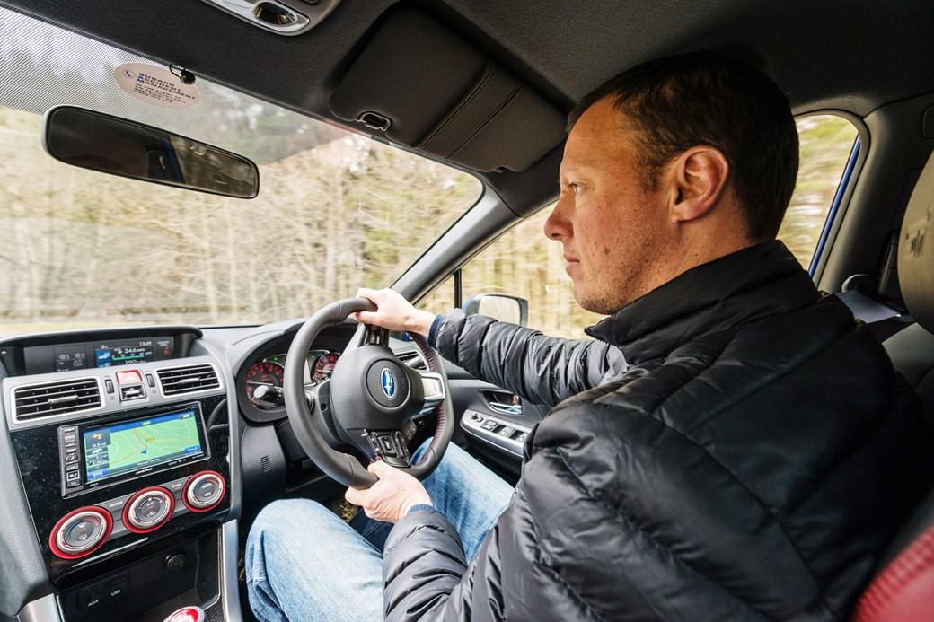 2016 Subaru WRX STI long-term test