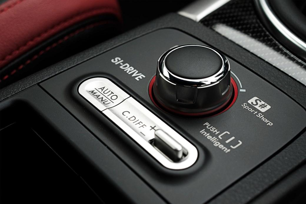 2016 Subaru WRX long-term test