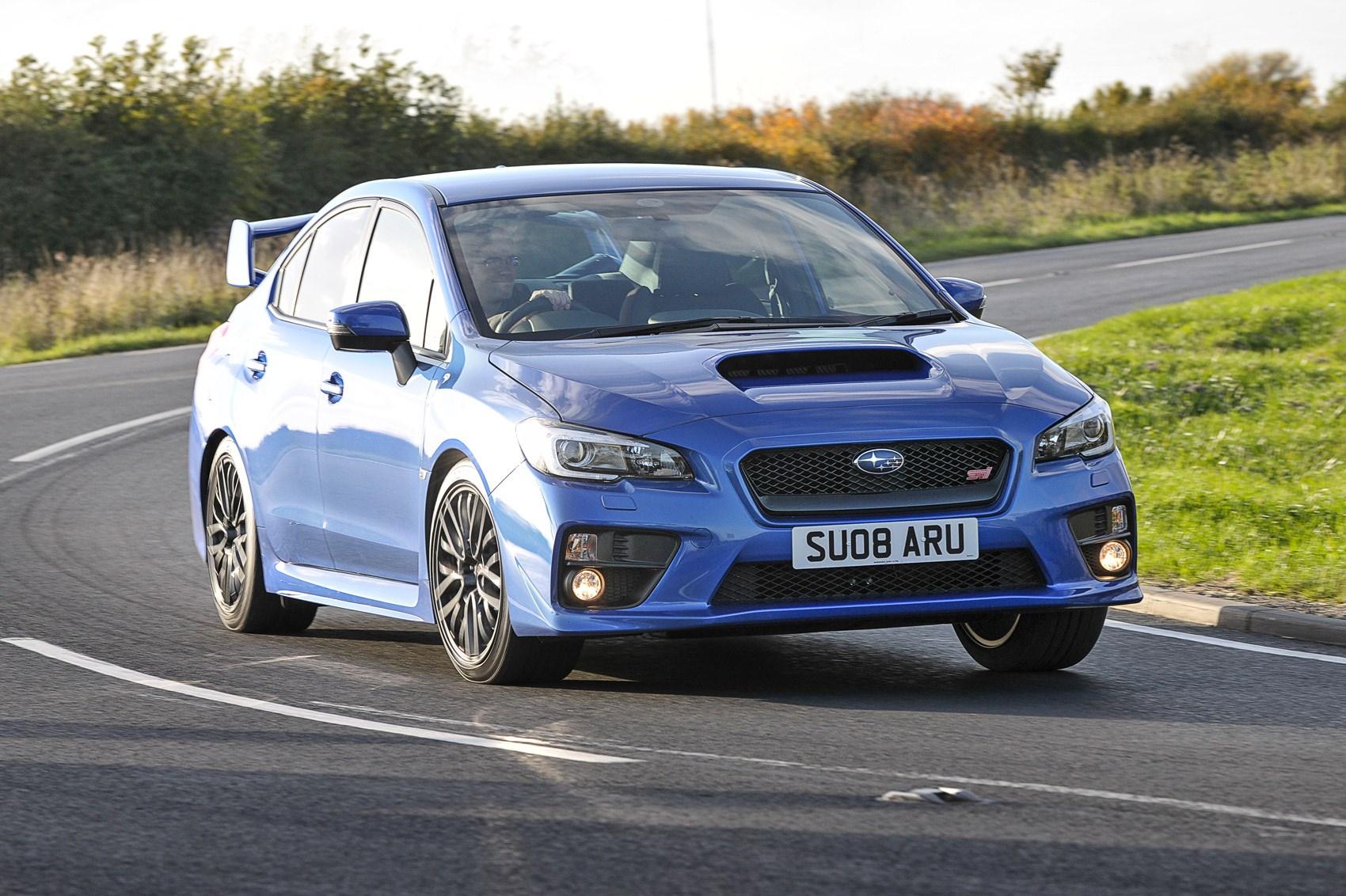 Subaru WRX STI (2016) Long-term Test Review By CAR Magazine