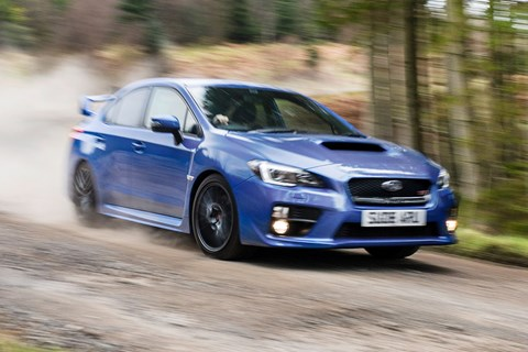 2016 Subaru Impreza WRX STI long-term test