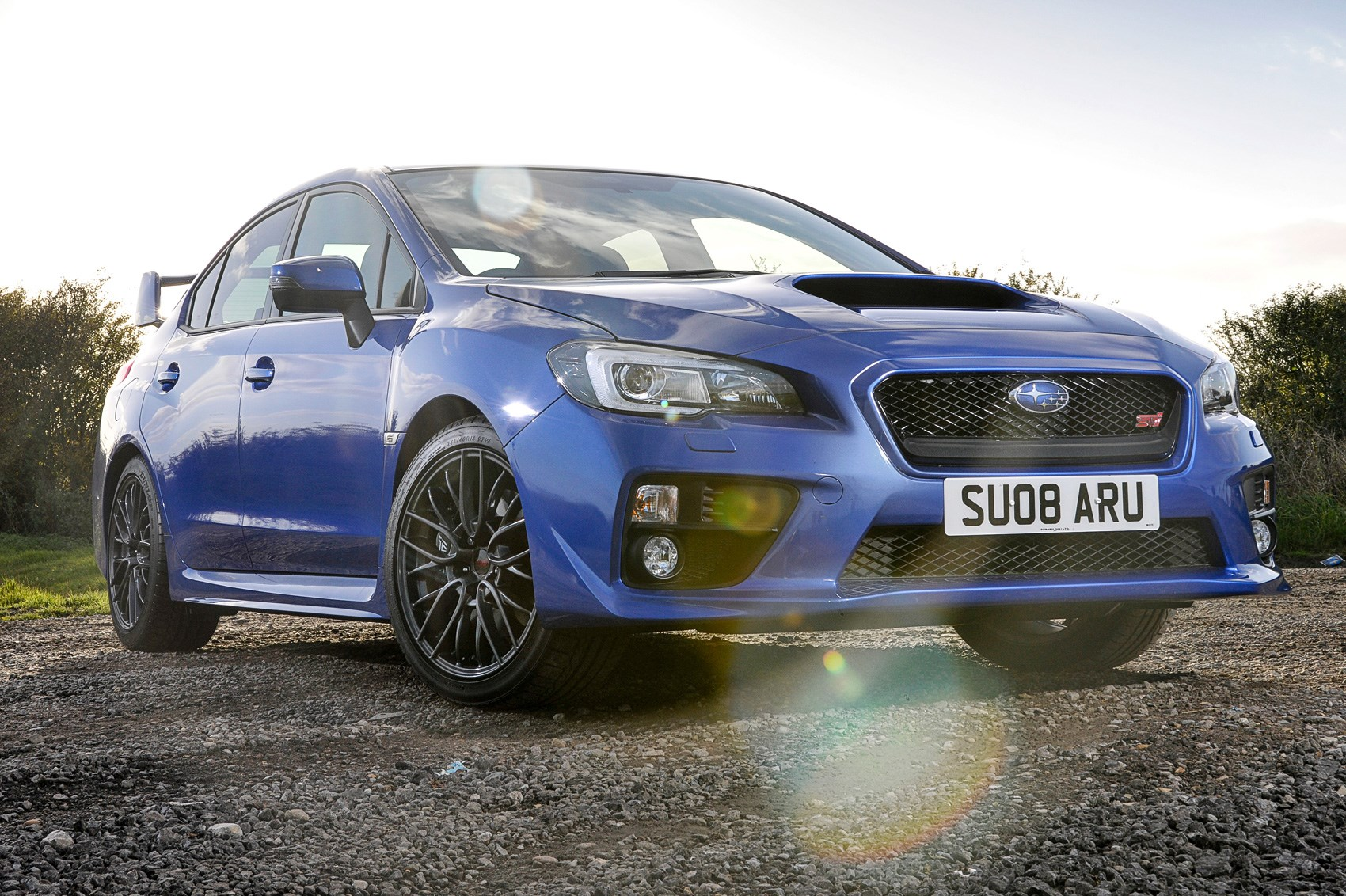 Subaru Wrx Sti 2016 Long Term Test Review Car Magazine Engines Boxer 4wd Diagram