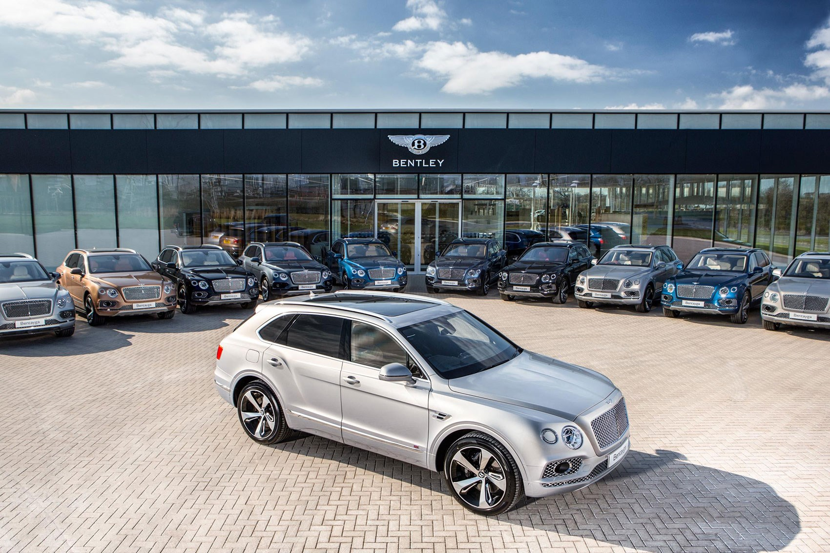 Bentley Bentayga Is Released To The Public By Car Magazine