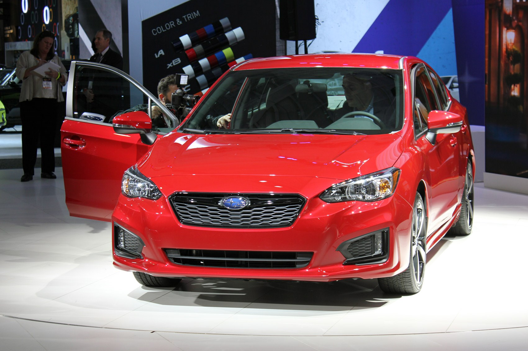 All New Subaru Impreza Wrx And Wrx Sti Versions In The Works By Car Magazine