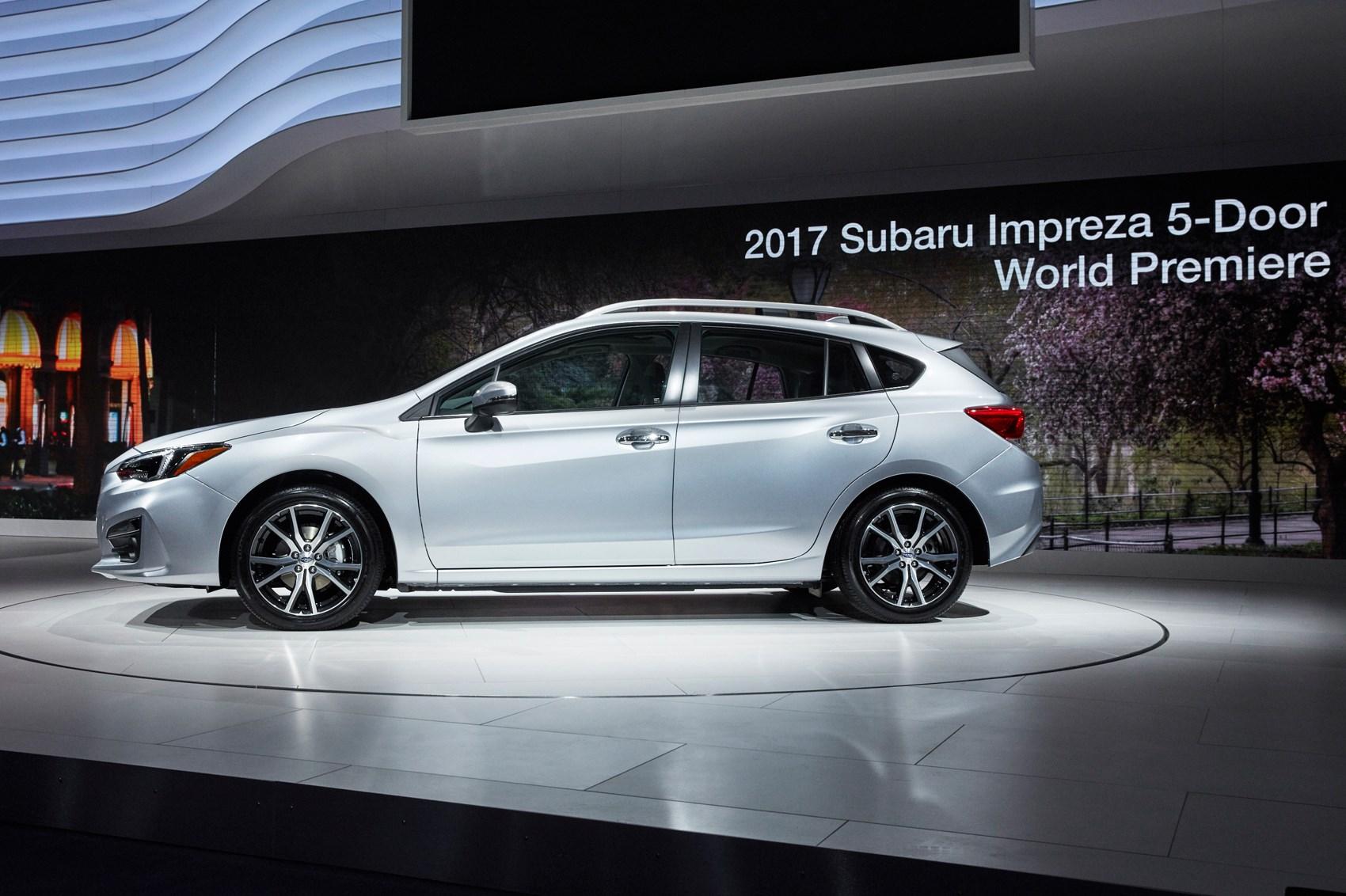 New Subaru Impreza will appear on the market in 2017 58