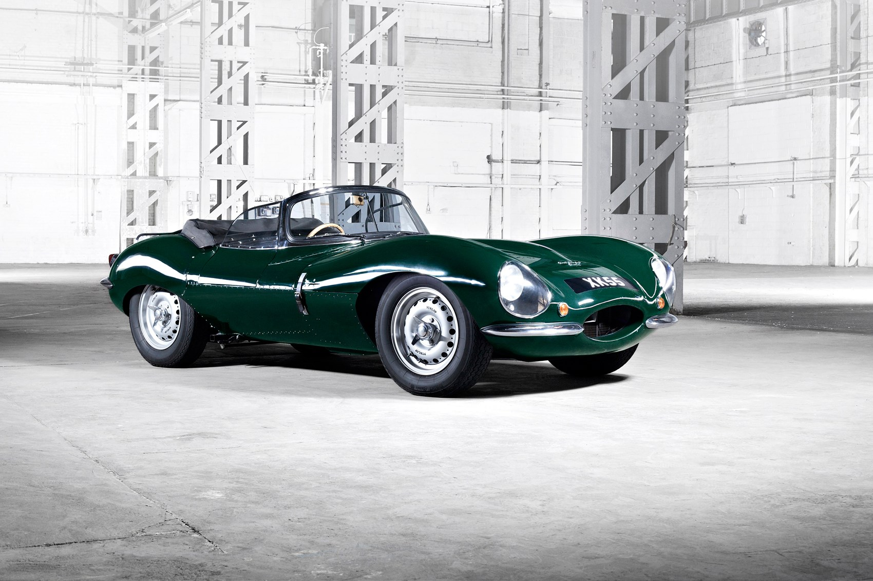 new release jaguar carJaguar goes back to the past nine new Jaguar XKSS road cars to