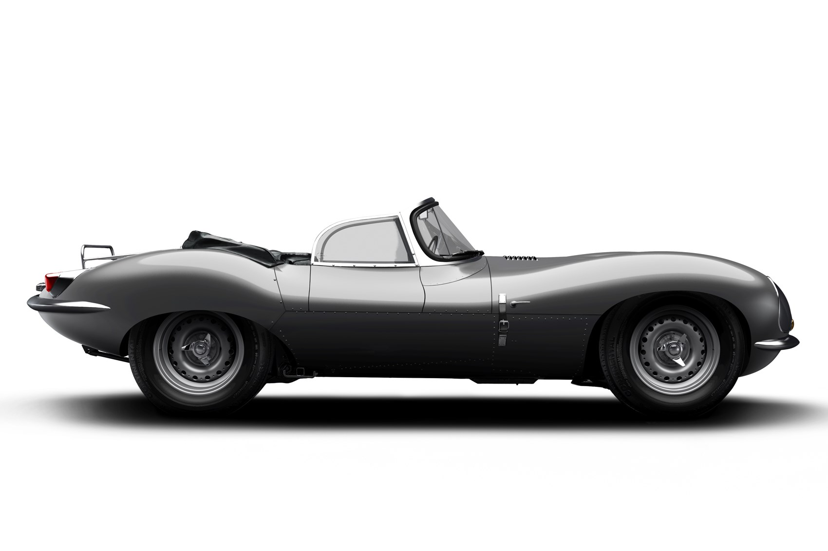 A Render Of The New Jaguar Xkss First Deliveries Start In 2017
