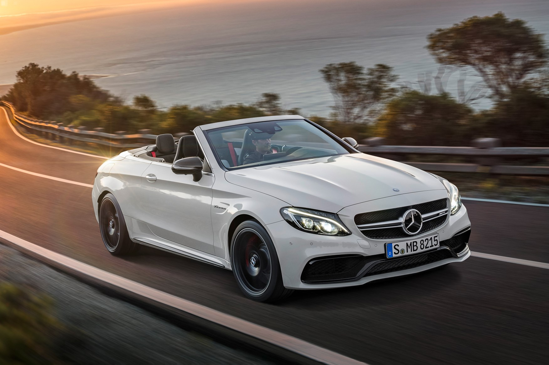 Mercedes Amg C63 Cabriolet Revealed At New York 2016 By