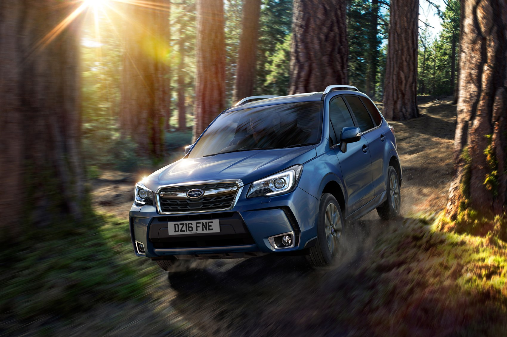 Subaru Forester gets tech and and styling upgrades for 2016