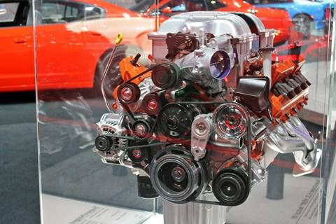 2016 Dodge Hellcat V8
