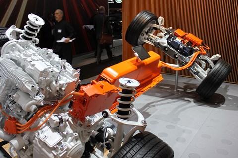 2016 Volvo S90 Twin Engine Hybrid