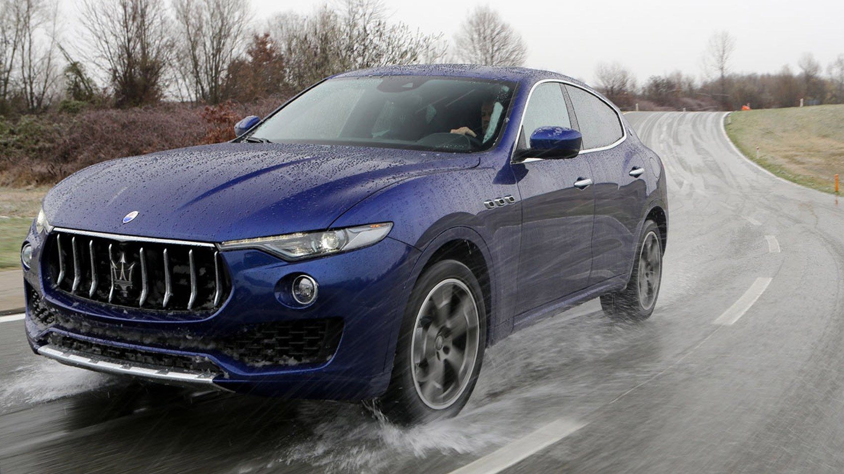 maserati levante diesel 2016 review car magazine. Black Bedroom Furniture Sets. Home Design Ideas