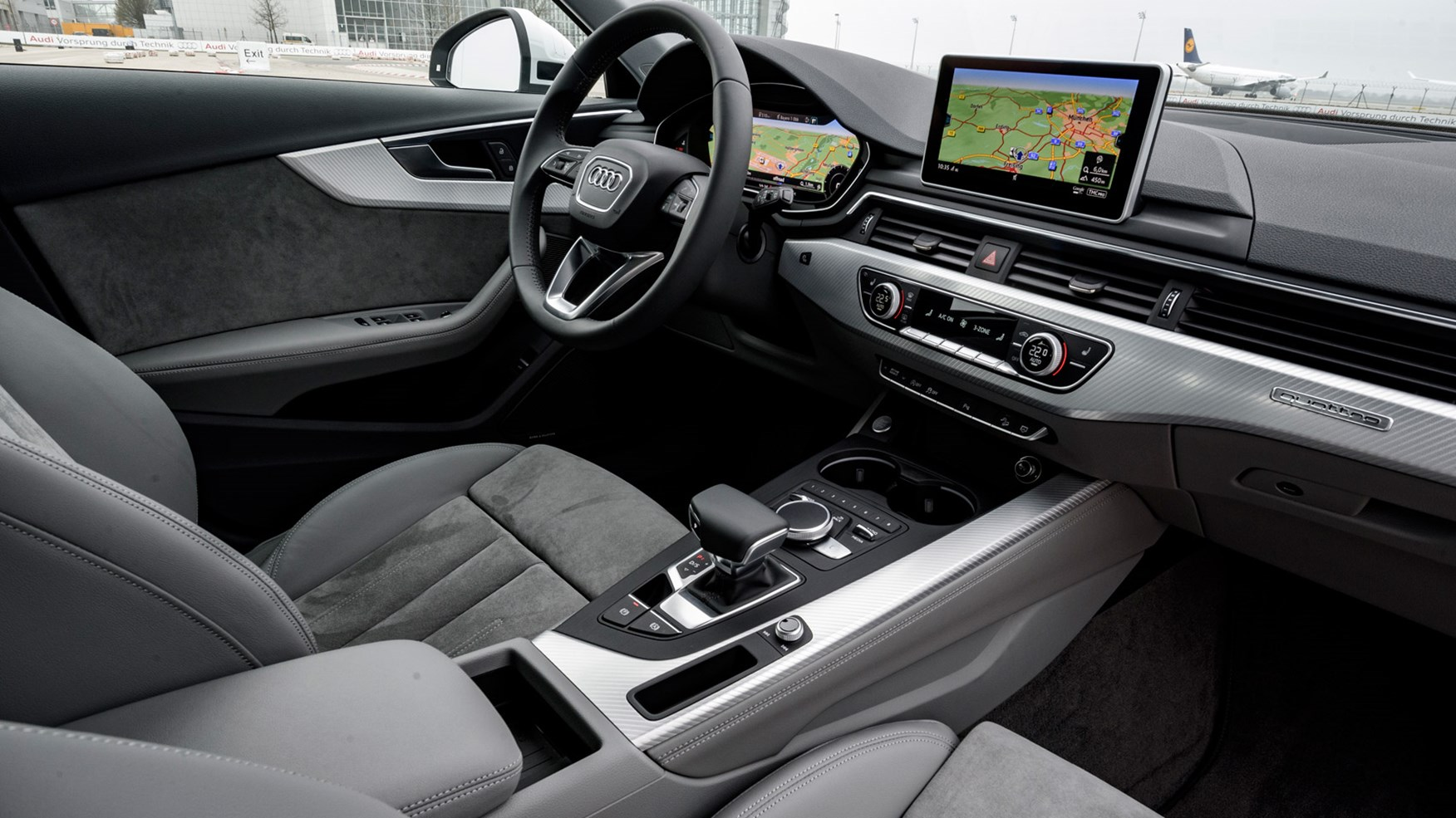 AUDI A4 Car Lease Deals amp Contract Hire  Leasing Options