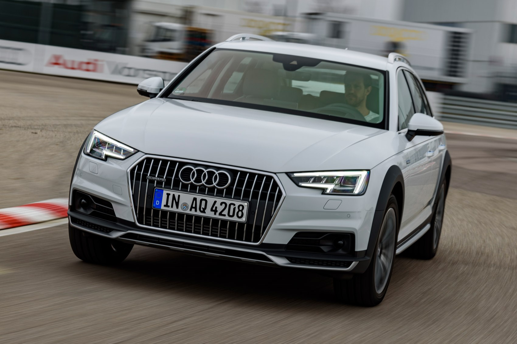 Audi Q4 Review >> Audi A4 Allroad 2.0 TFSI Quattro (2016) review | CAR Magazine
