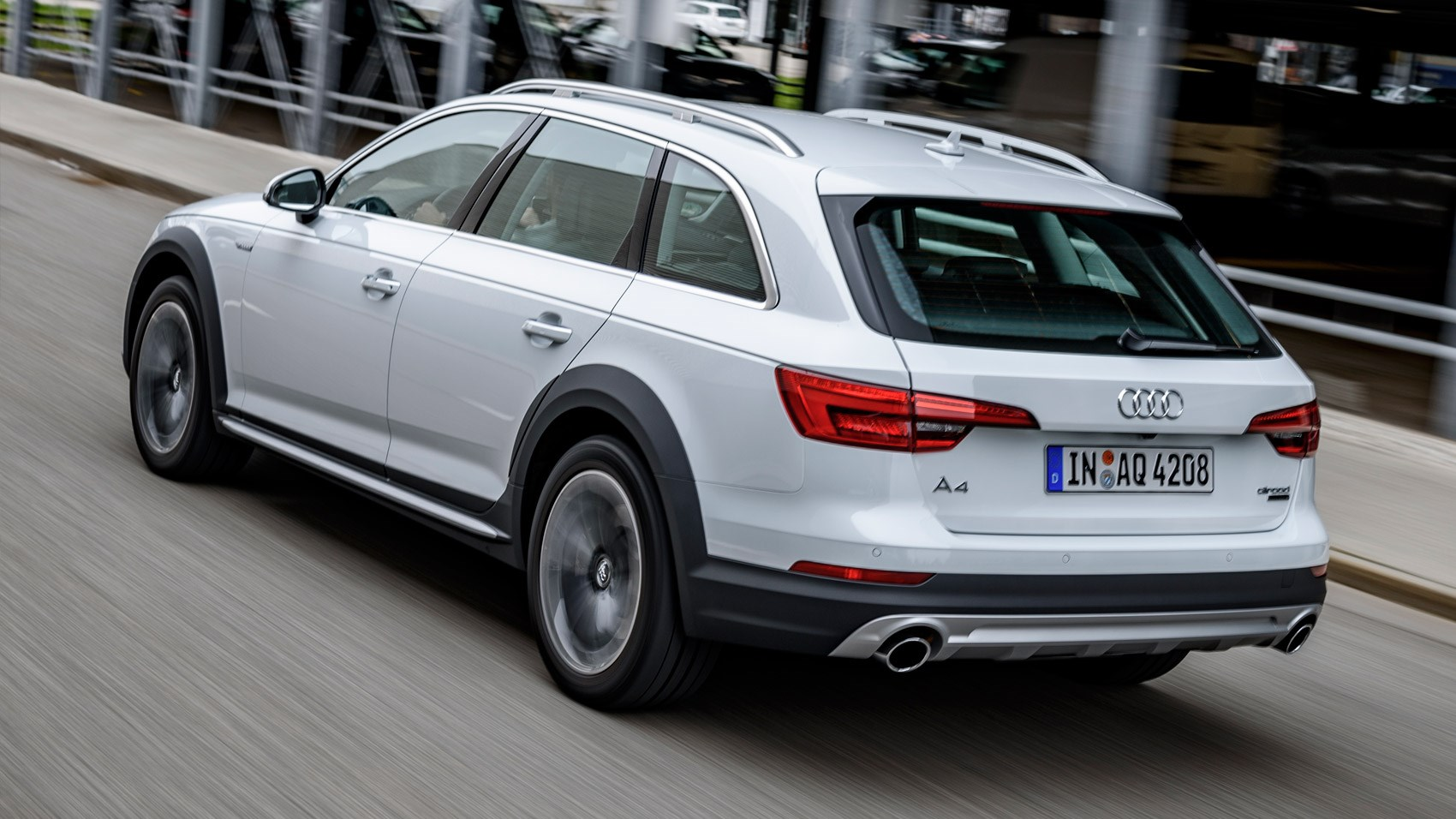 Audi A4 Allroad 2.0 TFSI Quattro (2016) review | CAR Magazine