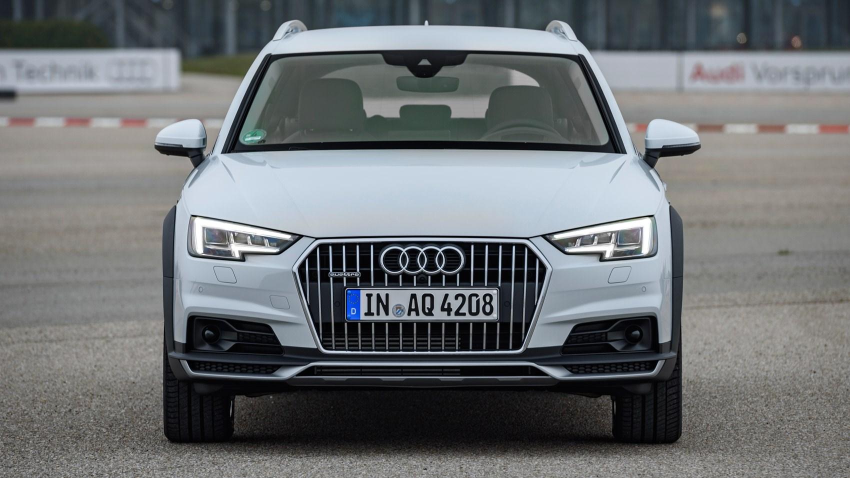 Audi A4 Allroad 2.0 TFSI Quattro (2016) review | CAR Magazine