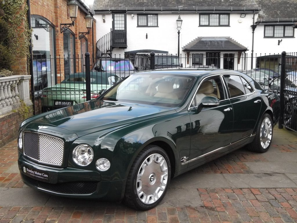 Your chance to own Windsor wheels! Queen's Bentley up for sale by CAR Magazine