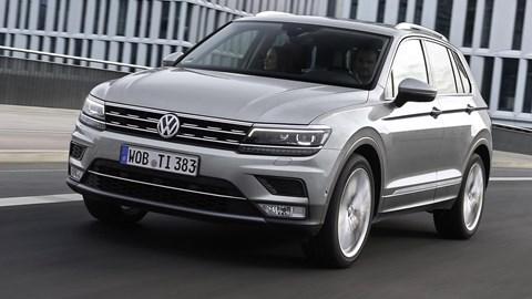 2016 Volkswagen Suv >> Vw Tiguan 2016 Review Car Magazine