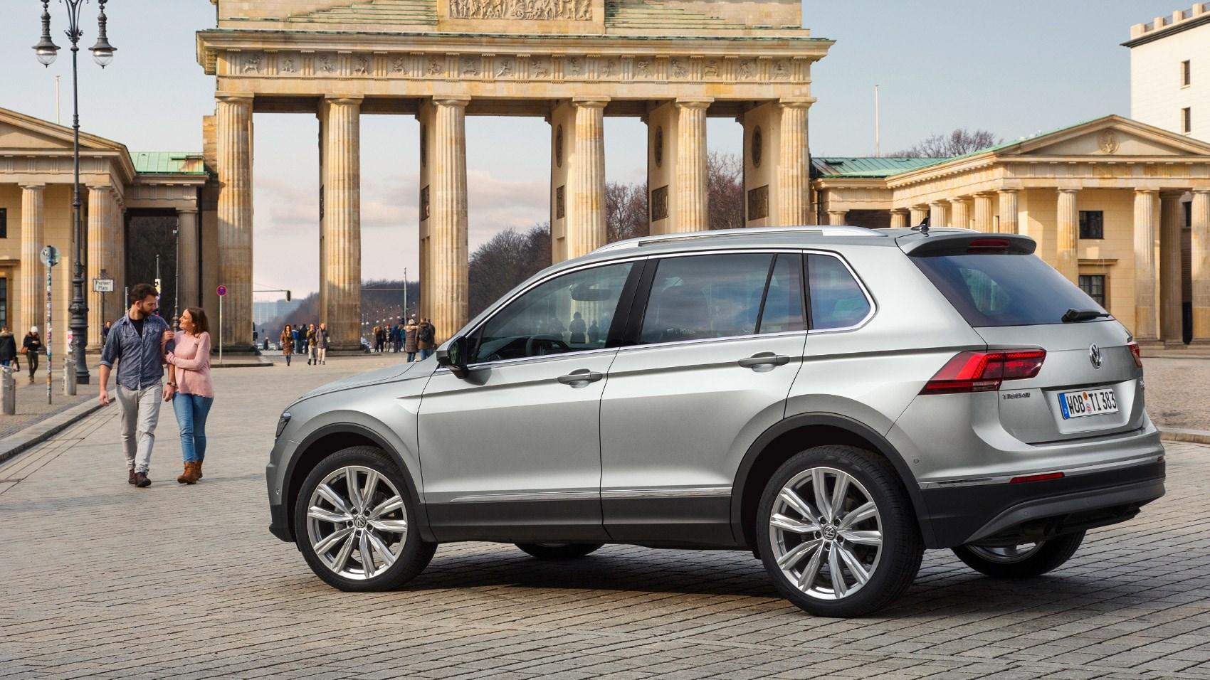 Vw Tiguan 2016 Review By Car Magazine