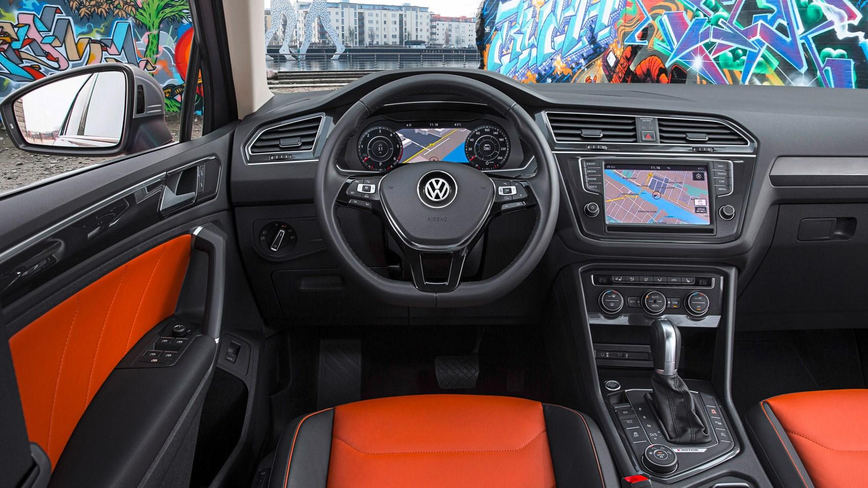Volkswagen Tiguan: listino prezzi 2020, consumi e ...
