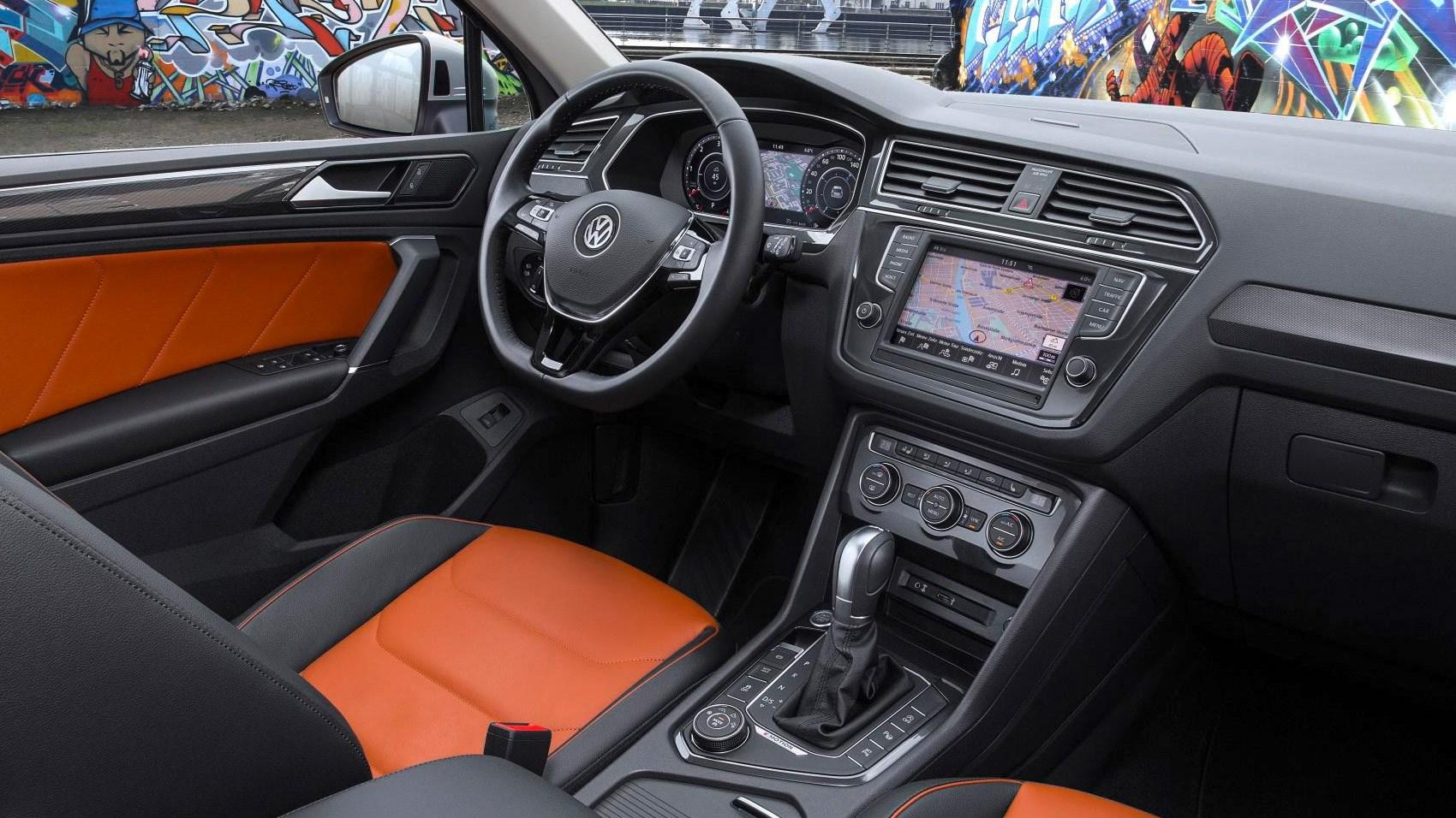 2017 Vw Jetta >> VW Tiguan (2016) review by CAR Magazine