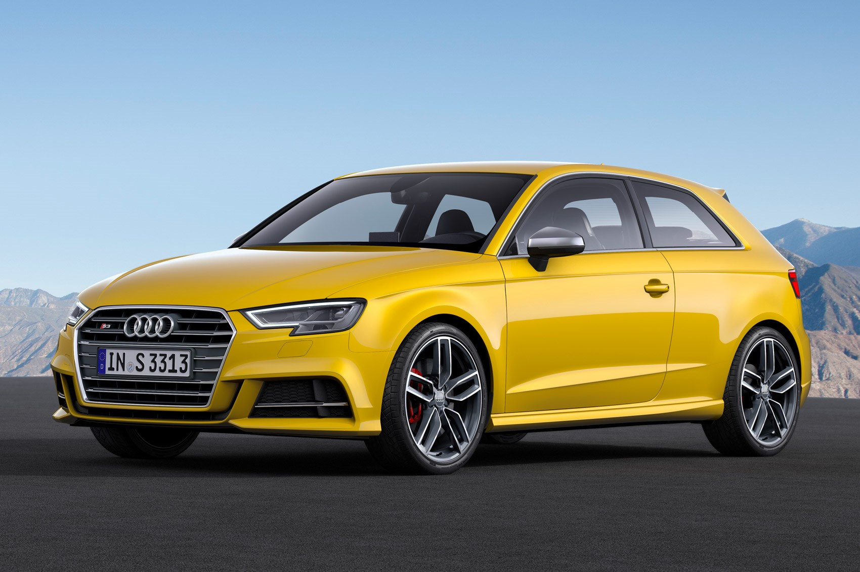facelifted audi a3 revealed new tech kit and engines by car magazine. Black Bedroom Furniture Sets. Home Design Ideas