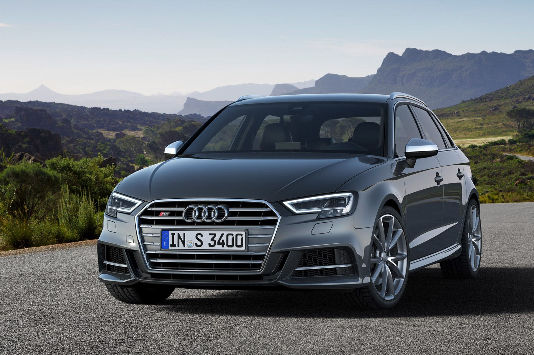 Audi A3 Sportback Sport 1.6 Tdi >> Facelifted Audi A3 revealed: new tech, kit and engines by CAR Magazine