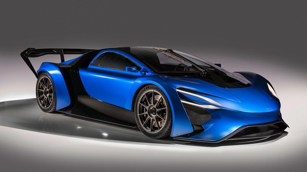 Techrules Plans To Bring The First Chinese Supercar Market